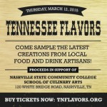 Tennessee Flavors Planned