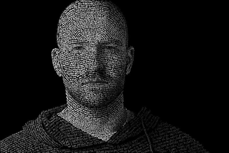 Type Head by Matt Booker